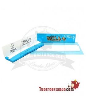 Papel Rizla + Azul King Size de 110 mm