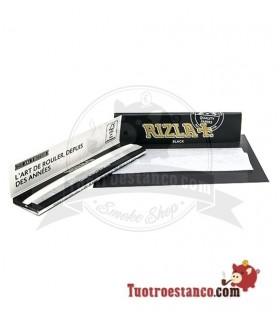 Papel Rizla + Black King Size de 110 mm