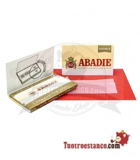 Papel Abadie Nº 8 Doble Ventana de 70 mm