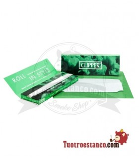 Papel Clipper Cut Corners de 70 mm
