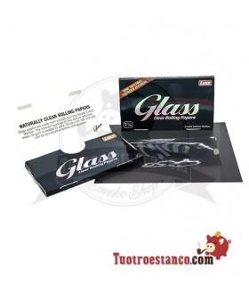 Papel Glass Transparente 1 1/4 -78mm