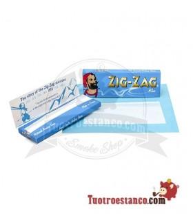 Papel Zig-Zag Azul Regular de 70 mm