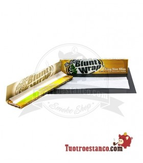 Papel Blunt Wrap Oro King Size de 110 mm