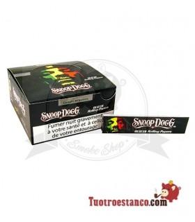Papel Snoop Dogg King Size de 110mm - 50 libritos