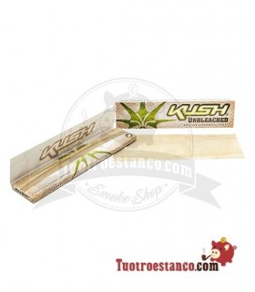 Papel Kush Orgánico King Size de 110 mm