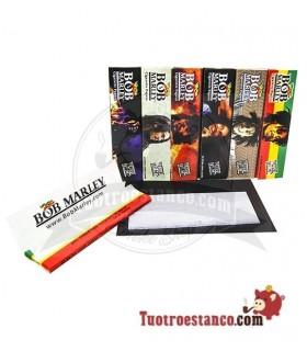Papel de colección Bob Marley King Size