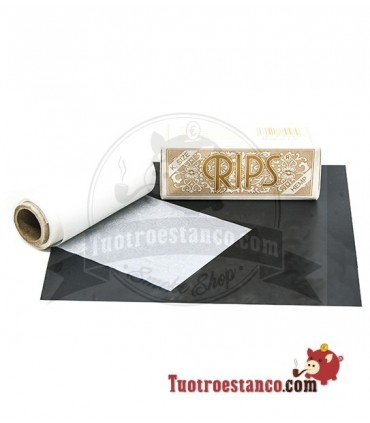 Papel Rollo Rips King Size 5 mm de 53 mm