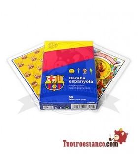 Baraja Española Fournier Barcelona