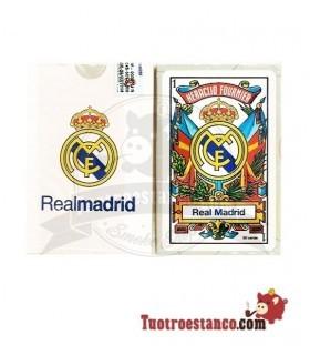 Baraja Española Fournier Real Madrid