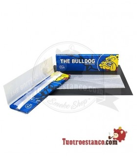 Papel Bulldog King Size de 110 mm