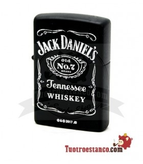 Zippo 218 Jack Daniels