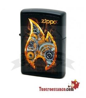 Zippo Llama Steampunk