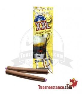 Papel XXL Royal Blunt de Cañamo 2u Café y Nata