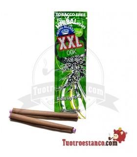 Papel XXL Royal Blunt de Cañamo 2u Cannabis