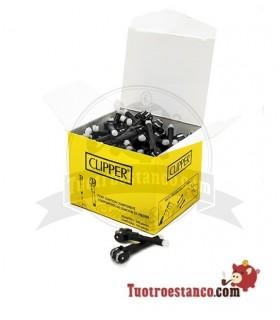 Estuche de pedernales para Clipper 100 unidades