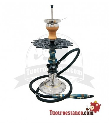 Cachimba MS Crazy Wood 32 cm