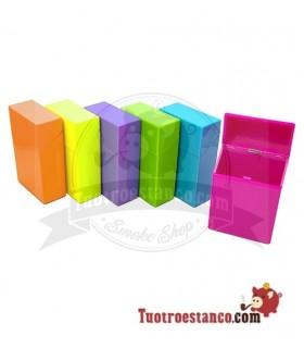 Pitillera plástico Colores