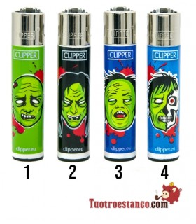 Clipper Portugal Horror Zombies