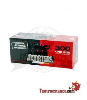 Tubos Monster King Size 1 cajita de 300 tubos