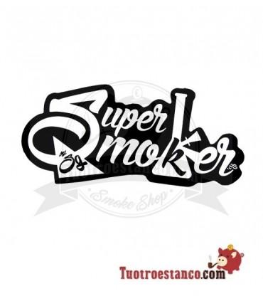 Pegatina Super Smoker