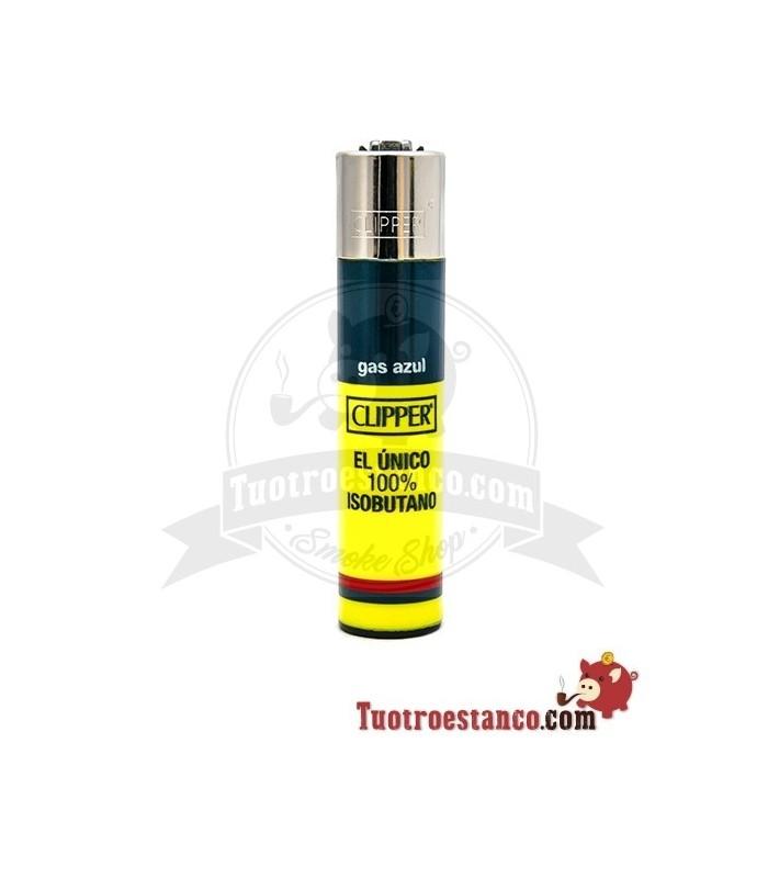 Clipper Botella Gas