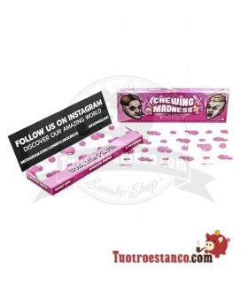 Papel Lion Rolling Circus sabor Chicle 1.25 78 mm