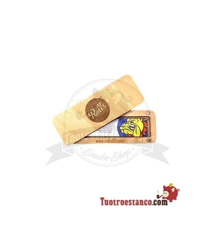 Caja madera Rolls Pequeña