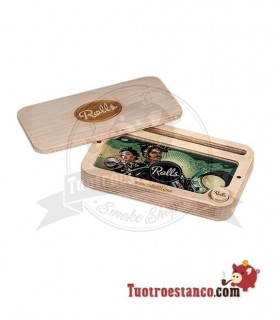 Caja Madera Rolls Secret Box