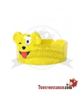 Cenicero Poliresina Happy Bear