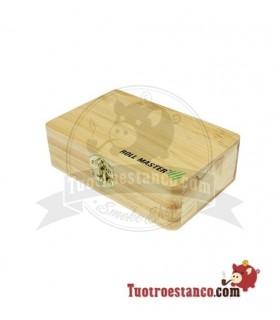 Caja de Madera Roll Master Mediana
