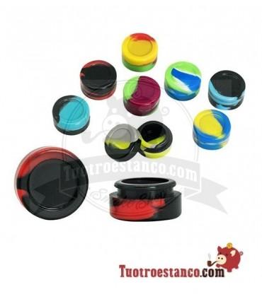 Envase Silicona Multicolor