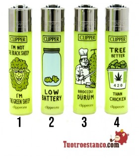 Clipper Think Green