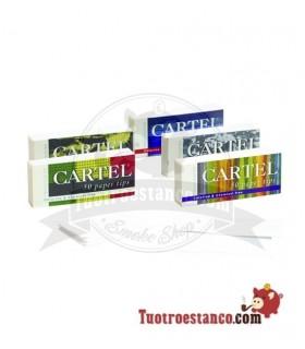 Filtros de Cartón Cartel 60 x 25 mm