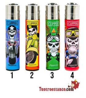 Clipper Skulls Ride
