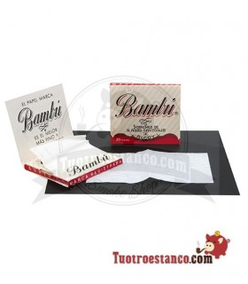 Papel Bambú Export de 78 mm