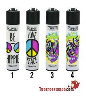 Clipper Micro Hippie Message