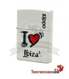 Zippo I love Ibiza