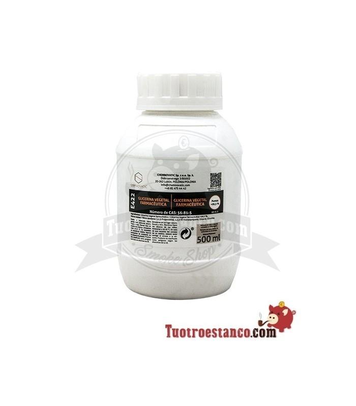 NicBase Glicerina Vegetal 0pg/100vg 500 ml