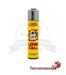 Clipper Coleccionista Love Doll 1 unidad