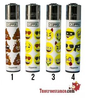Clipper Emoji Print 2
