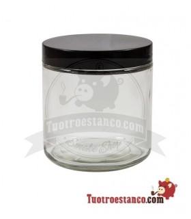 Bote de Cristal tapa Roscada 473 ml