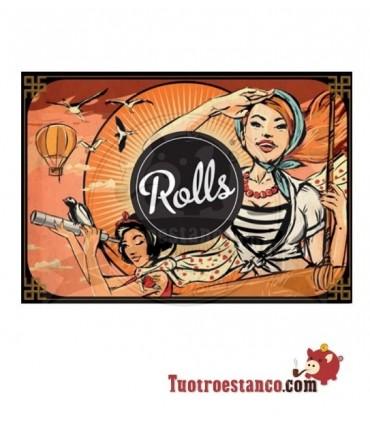 Tarjeta de Rolls Air