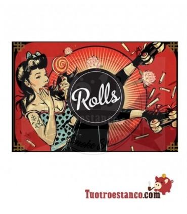 Tarjeta de Rolls Fire
