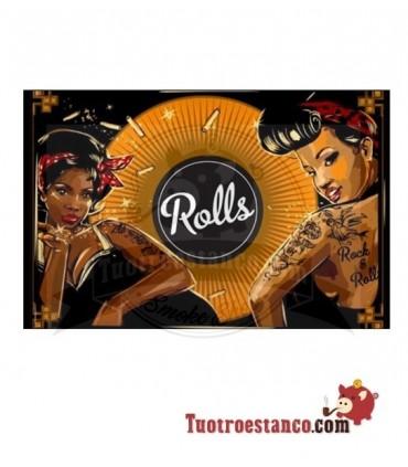 Tarjeta de Rolls Rock