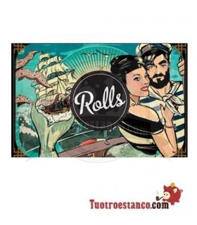 Tarjeta de Rolls Water