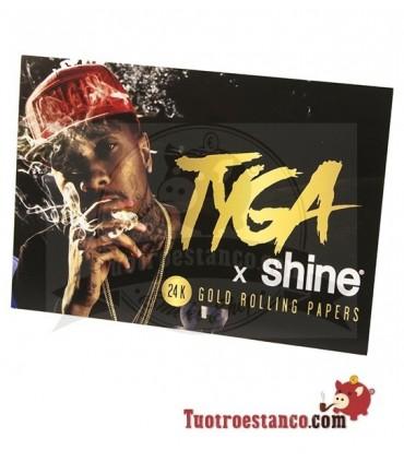 Tarjeta de Tyga