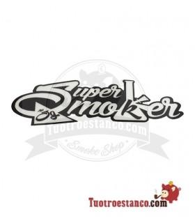 Mantel Silicona SuperSmoker Dab Mat Logo