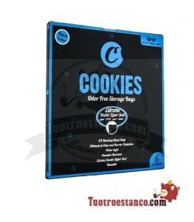 Bolsa Hermética Cookies Sack Grande 6 unidades