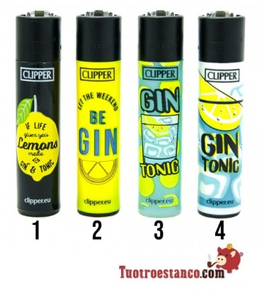 Clipper Gin & Tonic