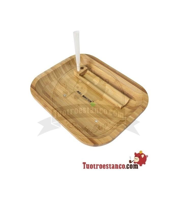 Bandeja Roll Master Bambú S